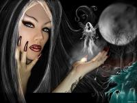 For I am The Witch by Delilah